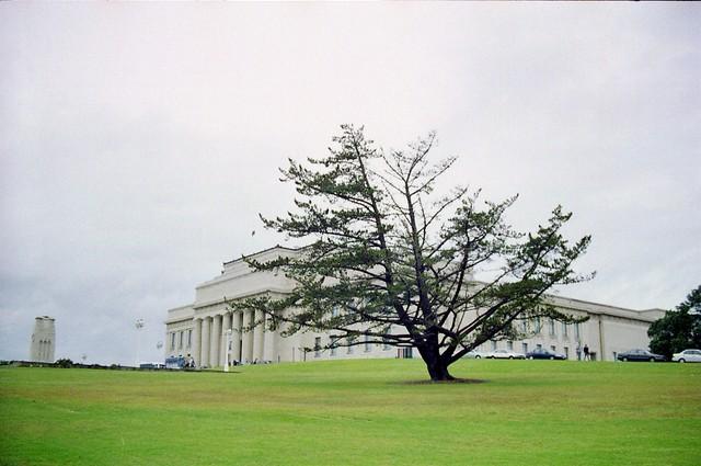 Musée National Auckland Art Gallery et war memorial