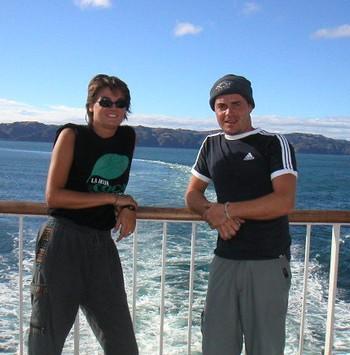 Album Nouvelle-Zélande