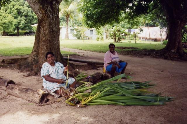 Les femmes de Paunangisu
